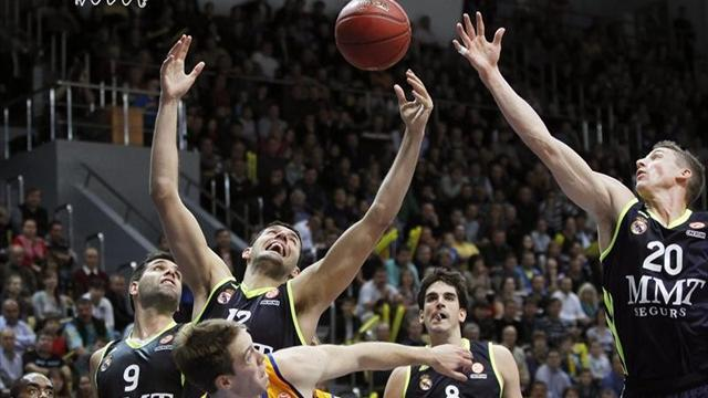 EuroLeague - En vivo, cuartos de final: Real Madrid-Maccabi