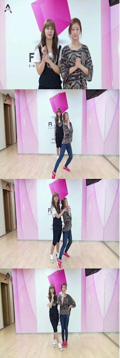 Learn How to 'Hush' from A Pink's Jung Eun Ji and Yoon Bo Mi