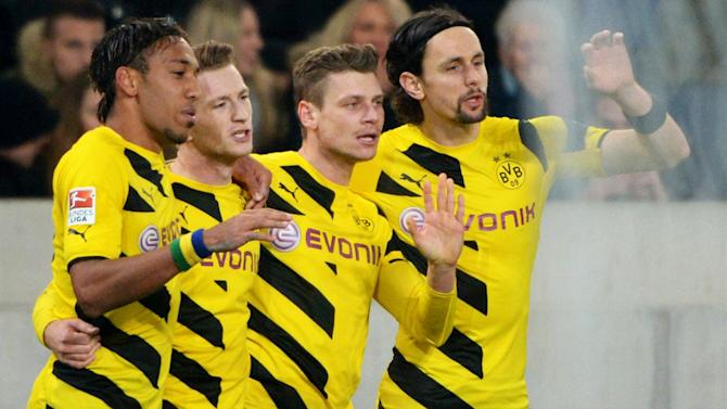 Bundesliga - European Match of the Weekend: Dortmund and Schalke contest Ruhr derby