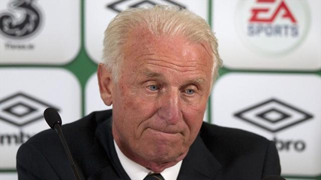 World Cup - Trapattoni: We've done a 'very, very great job'