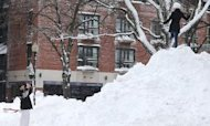 US Blizzard: Warnings Of Flash Flooding