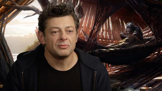 'Dawn of The Planet of The Apes': Andy Serkis Reveals Secrets of the Film
