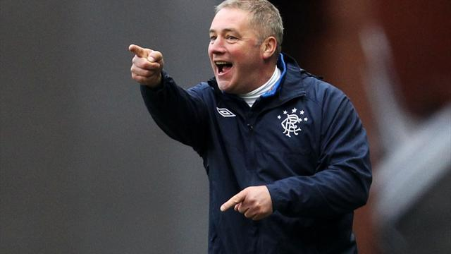 Football - McCoist: Strachan won't overlook Rangers