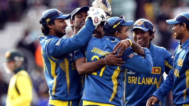 ICC Champions Trophy - England to face South Africa in semis after Sri Lanka win