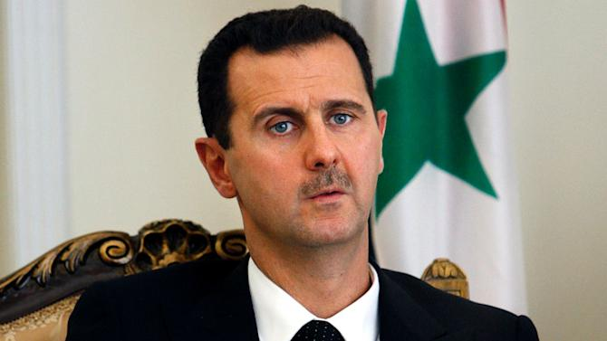Assad Suggests Retaliation Against US in Charlie Rose Interview
