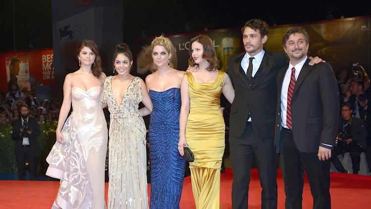 """Spring Breakers"" Premiere - The 69th Venice Film Festival"