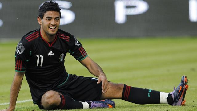 World Cup - Vela turns down Mexico for Jamaica qualifier