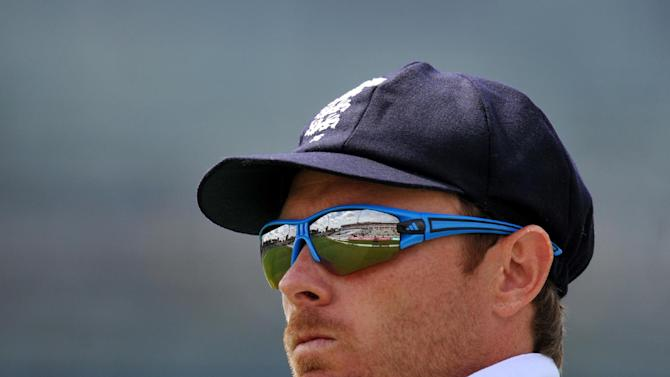 Ian Bell was pleased with England's batting display against Haryana