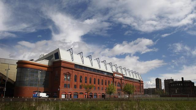 Scottish Premier League - Rangers refute Orlit debt report