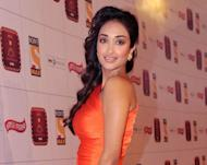 Bollywood actress Jiah Khan attends the Stardust Awards ceremony in Mumbai, on January 26, 2013. Khan -- who made her debut starring opposite acting legend Amitabh Bachchan -- has died in an apparent suicide at her home in Mumbai