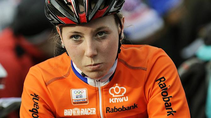 Cycling - Death of young Dutch rider leaves mountain bikers in mourning