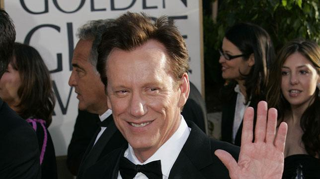 James Woods at the 64th annual Golden Globe Awards.