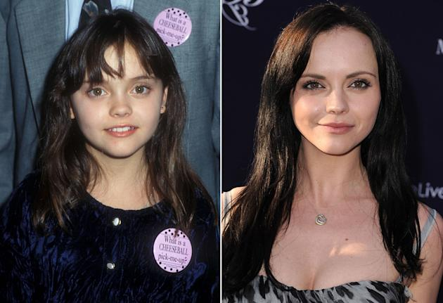 Growing up on the red Carpet gallery 2010 Christina Ricci