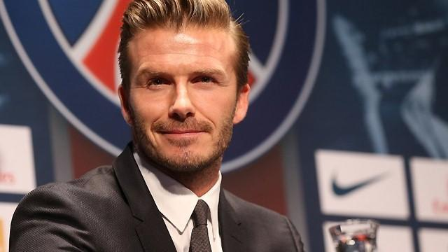 French Ligue 1 - Beckham's charitable gesture blasted as tax avoidance scheme