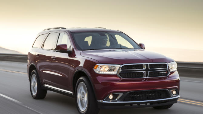 Durango is a worthy three-row SUV
