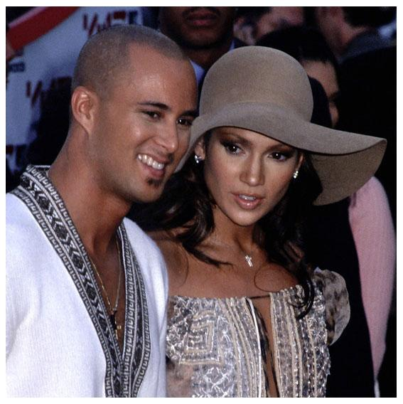 Jennifer Lopez and Cris Judd: 4 Months