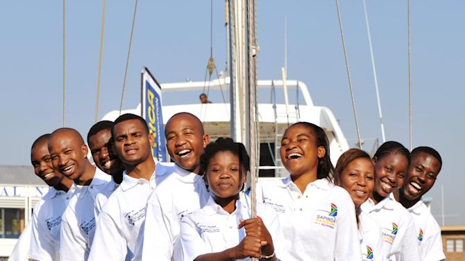 Sailing - Clipper Round the World Yacht Race - Race Selections - Point Yacht Club Marina - Durban