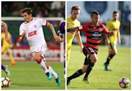 The Reds and the Wanderers have named many youngsters in their squads but it is the omitted foreign players who will dominate headlines