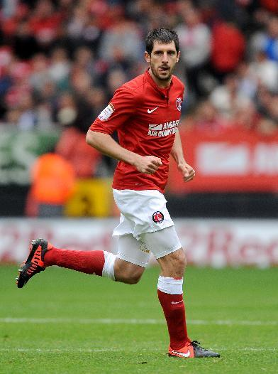 Danny Hollands has joined Swindon until January 5