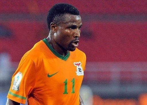Katongo wins BBC African player award