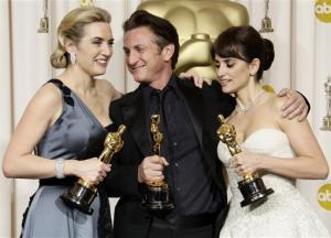 Oscars: The winners meet the press
