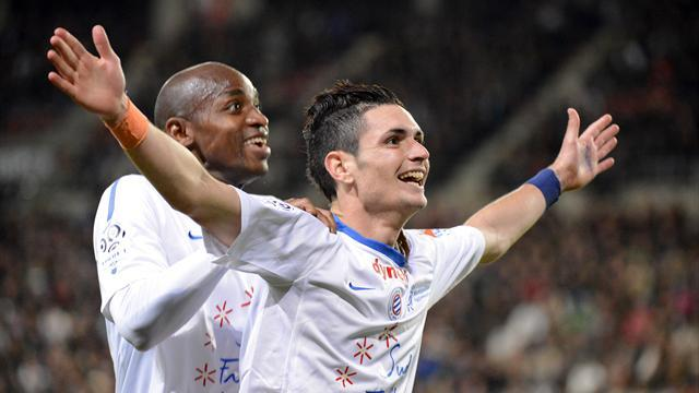 Montpellier held at home by St Etienne