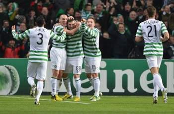 SPL Round 33 Results: Celtic move closer to the title with a comfortable victory over Hibernian, while Rory Boulding helps Dundee United seal a top six spot