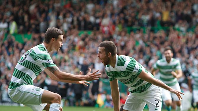 Soccer - Scottish Premiership - Celtic v Inverness CT - Celtic Park