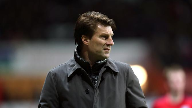 Michael Laudrup is relishing a Capital One Cup semi-final after Swansea beat Middlesbrough