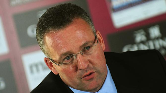 Paul Lambert (pictured) is delighted with the signing of Matthew Lowton