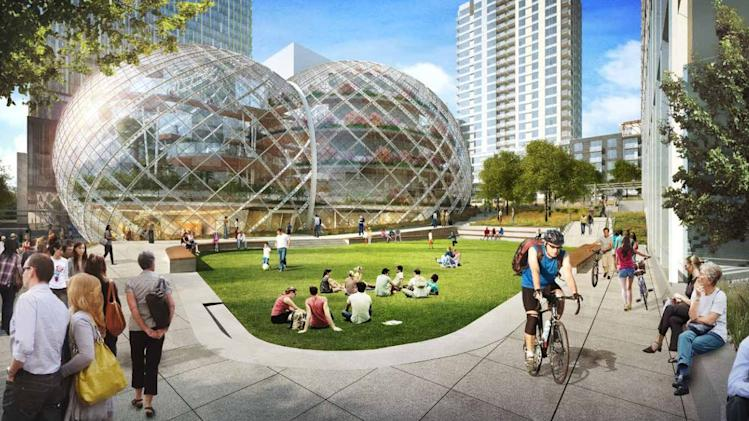 Amazon's New Headquarters