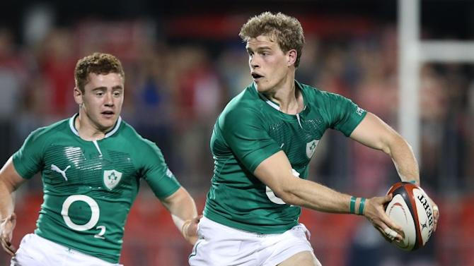 Andrew Trimble and Martin Moore among new additions to Ireland squad