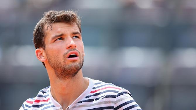 US Open - US Open men: Dimitrov LIVE