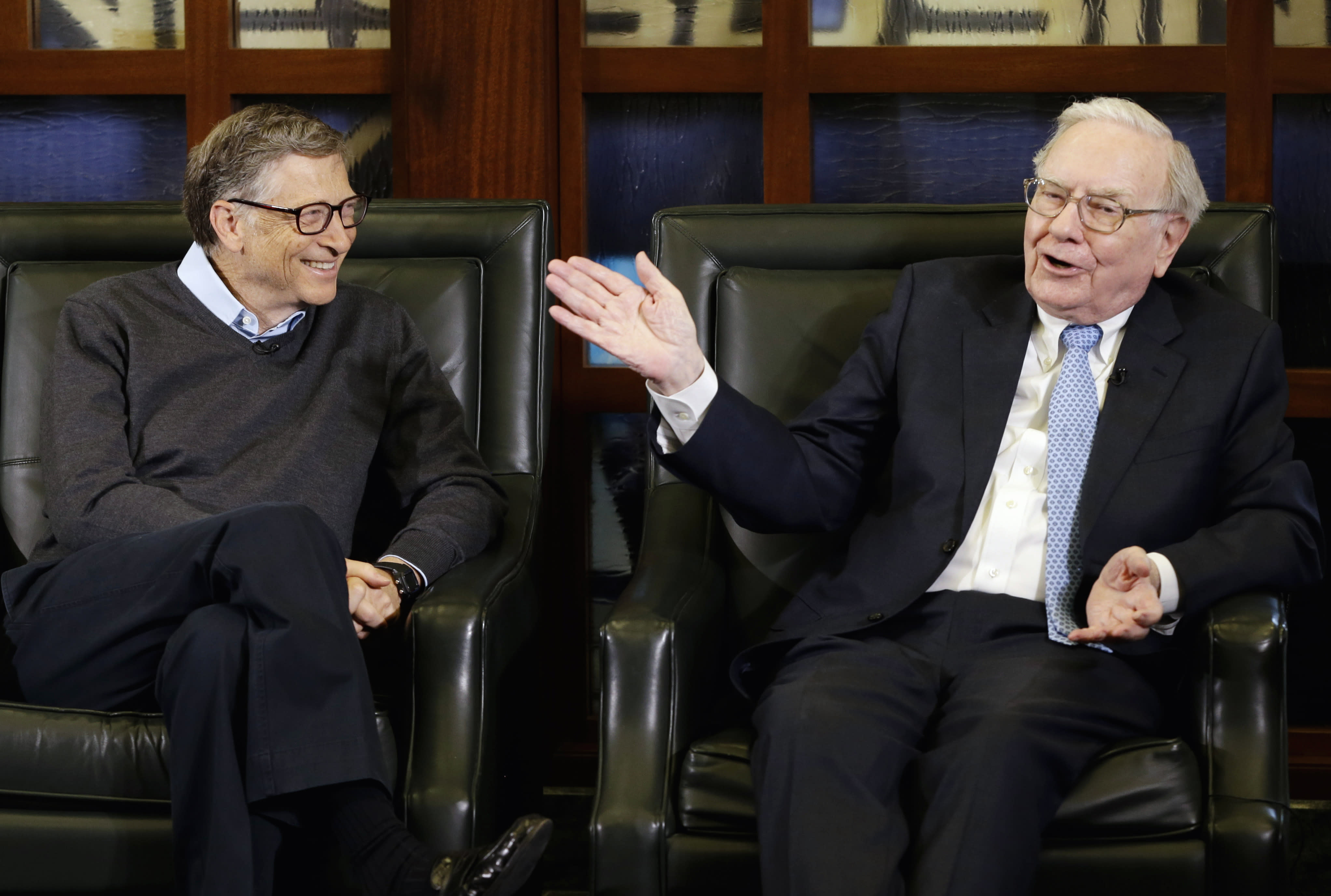 The world's richest people 2015