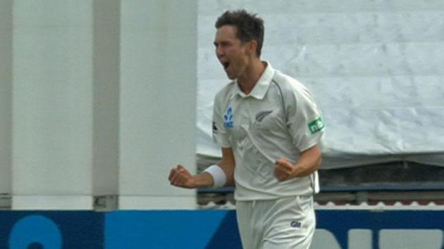 Boult Stars In Black Caps' Win