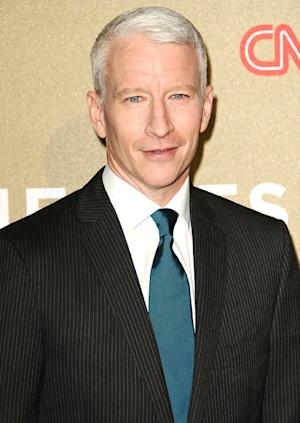 """Anderson Cooper: I Once Dated Girls But I Was More Interested in """"Their Brothers"""""""