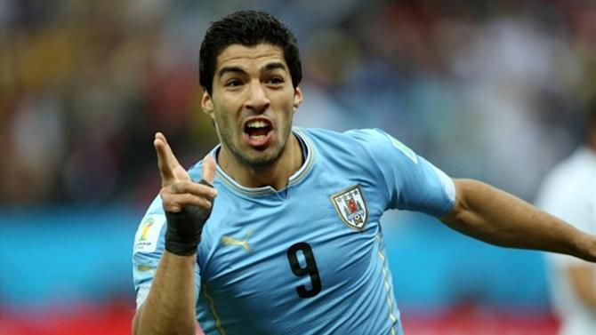 Premier League - Paper Round: Liverpool agree £63m deal with Barca 'bite clause' for Suarez