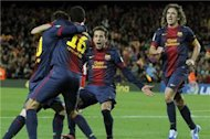 Barca triumph as Real stumble