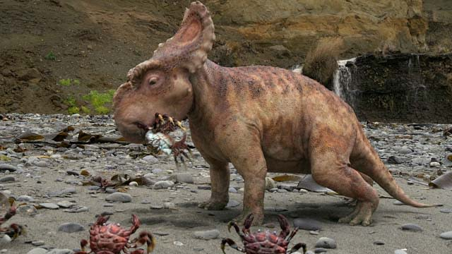 'Walking with Dinosaurs' Featurettes: Patchi and Alex