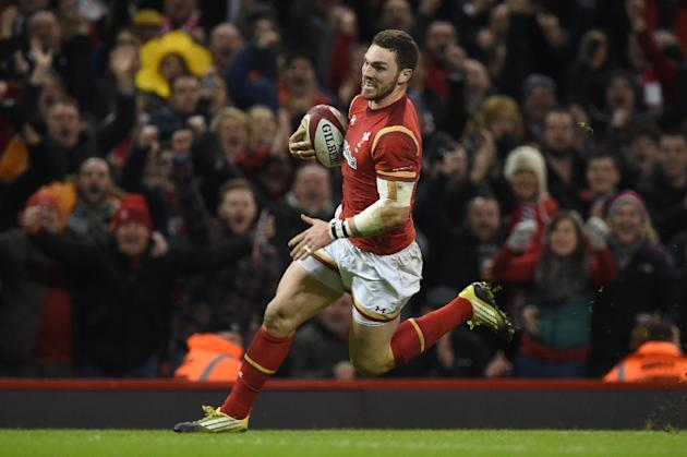 Rugby union - Gatland targets title push after Scotland win