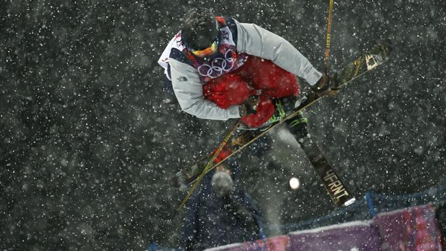 Freestyle Skiing - American Wise wins men's halfpipe