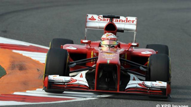 Formula 1 - Alonso struggled with damaged car