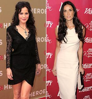 Demi Moore Replaced by Mary Louise Parker as Gloria Steinem in Lovelace?