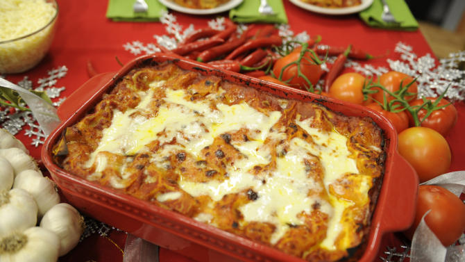 Emeril's 1-2-3 Lasagna