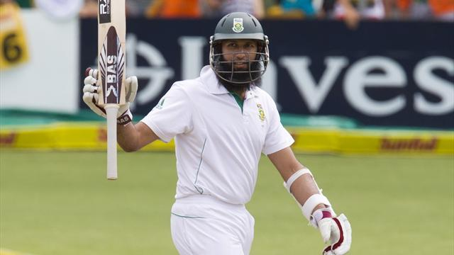 Cricket - South Africa's Amla might miss second test