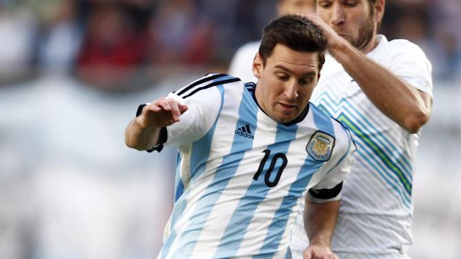 World Cup - Messi ready for 'moment of truth' in Brazil