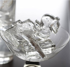 Hip-Hop Ice Cubes