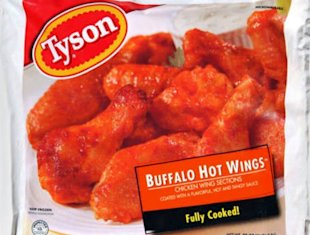 Tyson Hot Wings