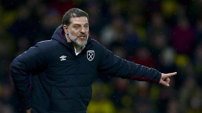 Slaven Bilic left with 'mixed emotions' after West Ham draw at Watford