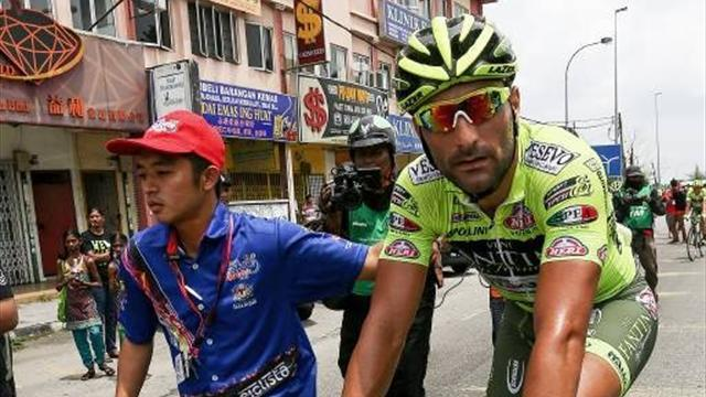 Cycling - Chicchi wins final Langkawi stage as Arredondo claims GC